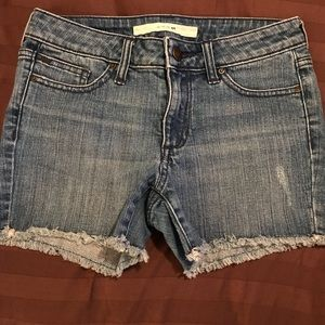 Girls joes jeans shorts